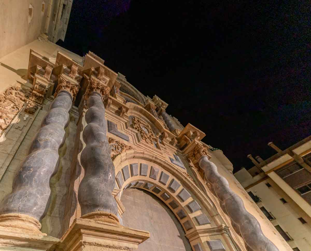 iglesia arciprestal de Vinaròs