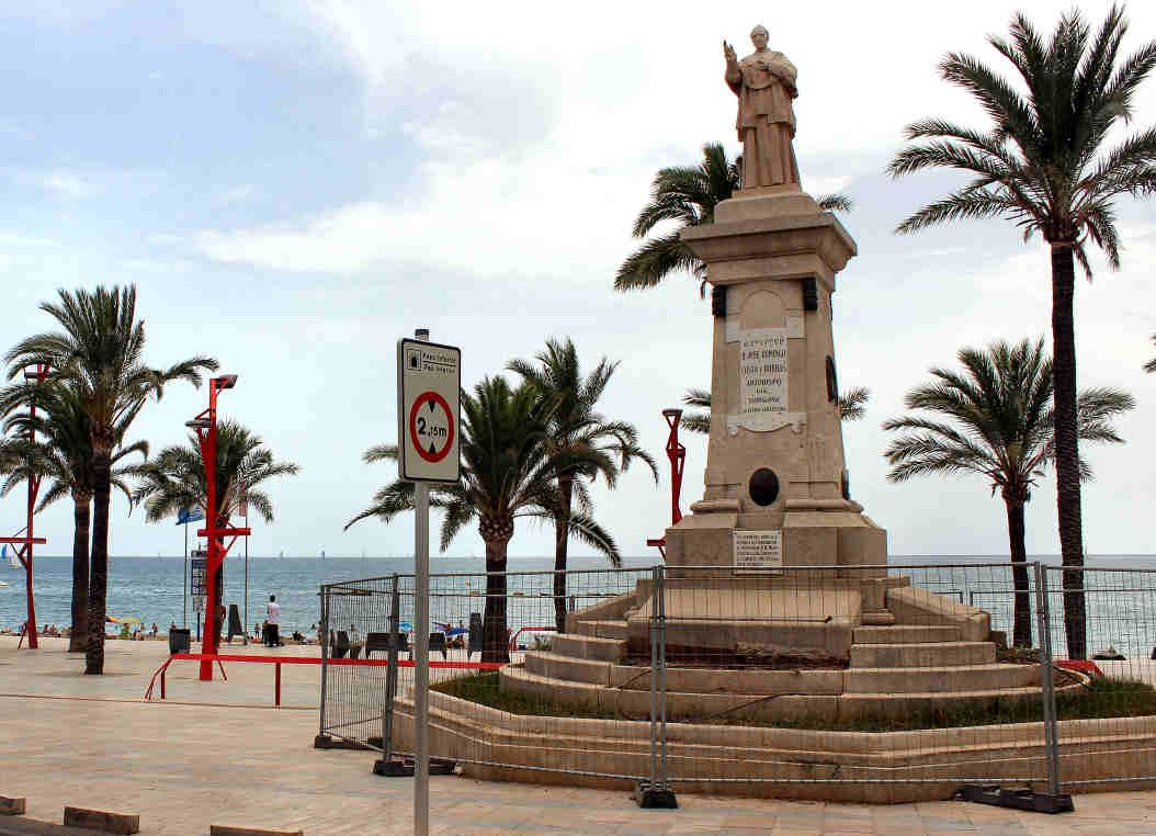 estatua de costa i borrás