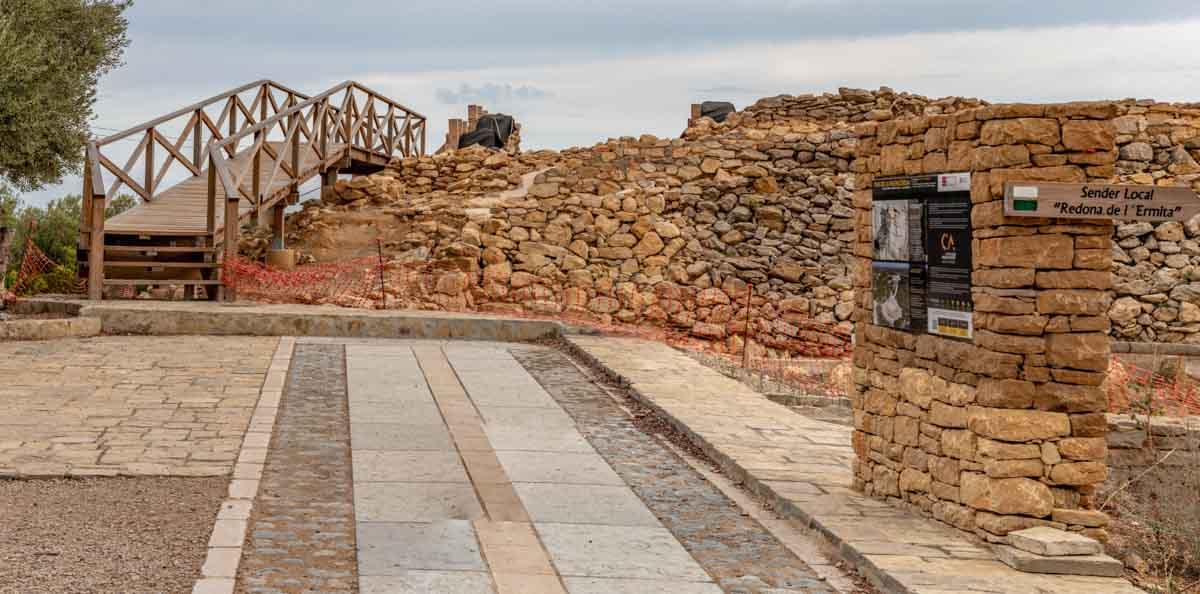 poblado íbero de Vinaròs